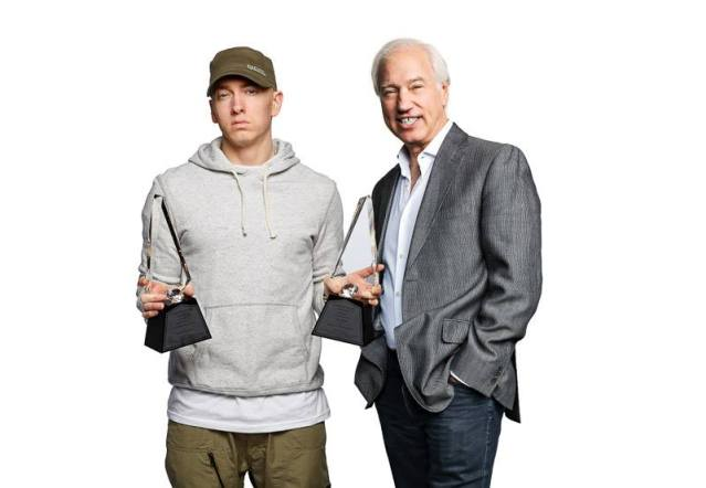 Eminem Is The Only Artist To Earn Two Digital Diamond Awards