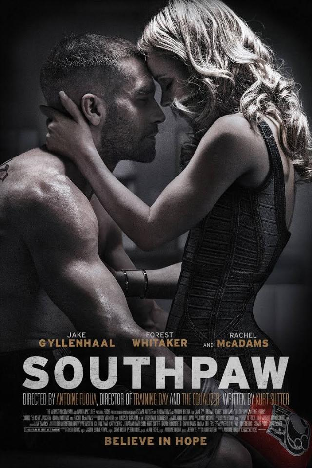 Official Tracklist For Southpaw