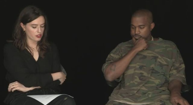 WATCH: In A New Interview Kanye West Calls Eminem 'The Greatest'