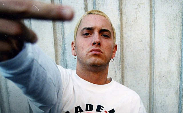 Here is what critics were saying about Eminem before the fame (22 years ago)