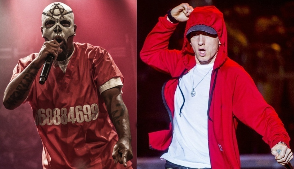 We Think Mgk Is Taking Shots At Eminem On Tech N9ne S New Song No