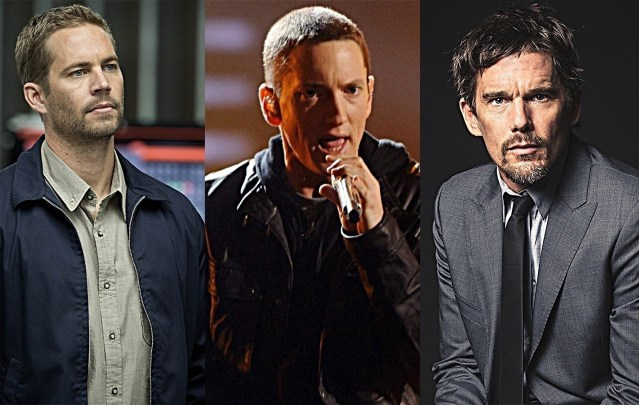 6 Incredible Movies Eminem Refused to Have the Main Roles