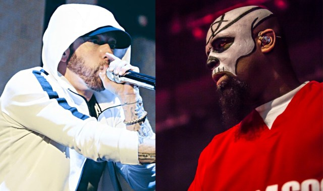 Tech N9ne says he has recently sent a song to Eminem for another collaboration