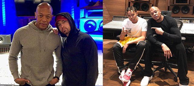 """WATCH: YBN Cordae freestyles over Eminem's """"My Name Is"""" at NYC show"""