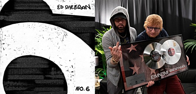 """New Song: Ed Sheeran – """"Remember The Name"""" ft. Eminem & 50 Cent"""
