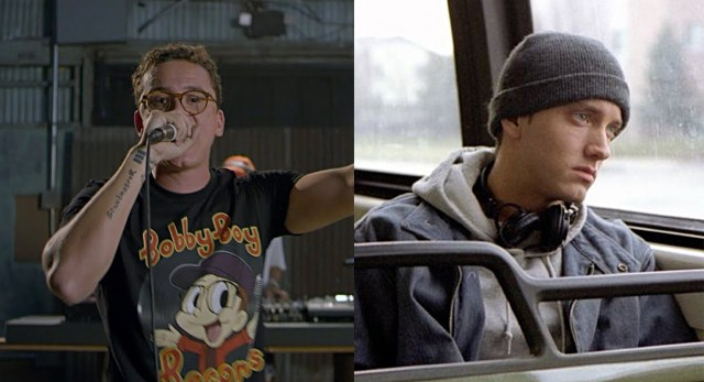 """Watch: Logic references Eminem in a new freestyle """"No Pressure"""""""