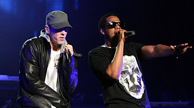 Highest certified rappers in RIAA history