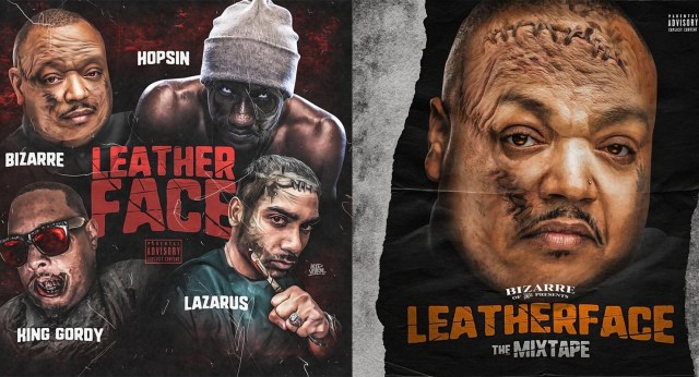"""New Song: Bizarre – """"Leatherface,"""" ft. King Gordy, Hopsin & Lazarus"""