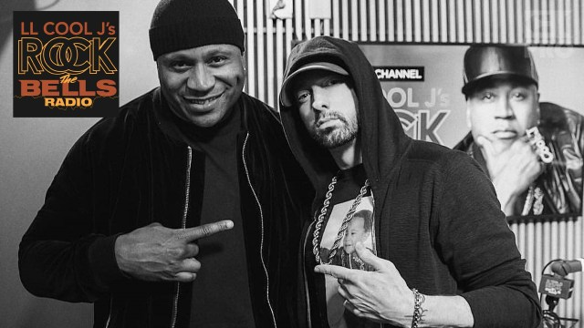 "NEW: Eminem speaks to LL Cool J on 30yrs anniversary of ""Mama Said Knock You Out"""