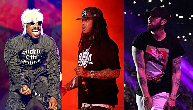 """Waka Flocka: """"Andre 3000 can outrap Eminem any day. Let's debate"""""""