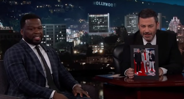New Interview: 50 Cent talks about Eminem & Dr. Dre with Jimmy Kimmel