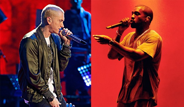 Eminem makes chart history by breaking Kanye West's Billboard record