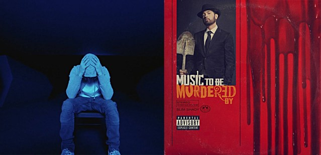 "New Album: Eminem – ""Music To Be Murdered By"""