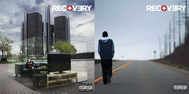 "Eminem's ""Recovery"" becomes best selling album of the past decade by male"