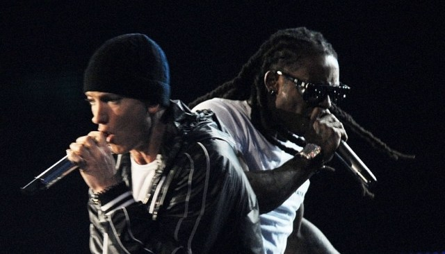 "Lil Wayne references Eminem in two songs from new album ""Funeral"""