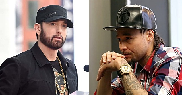"""Bizzy Bone on Eminem: """"He's a real artist. He's family. It's all love and respect"""""""