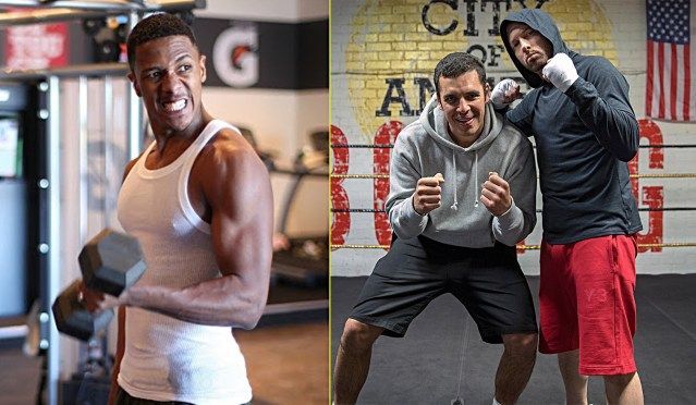 """Nick Cannon says Eminem was training for """"Southpaw"""" when he went in Detroit to beat him up"""
