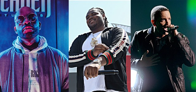 Tee Grizzley calls out Royce 5'9″ for stopping an Eminem collab