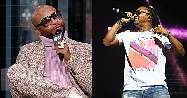Royce rejects Lupe Fiasco's request to join Slaughterhouse instead Joe Budden | Lupe responds