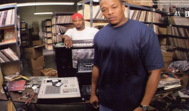 5 demo tracks of Dr. Dre, recorded 22 years ago, have surfaced online