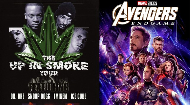 """New Interview: Xzibit says 'Up In Smoke' tour w/ Eminem & Dr. Dre was like """"The Rap Avengers"""""""