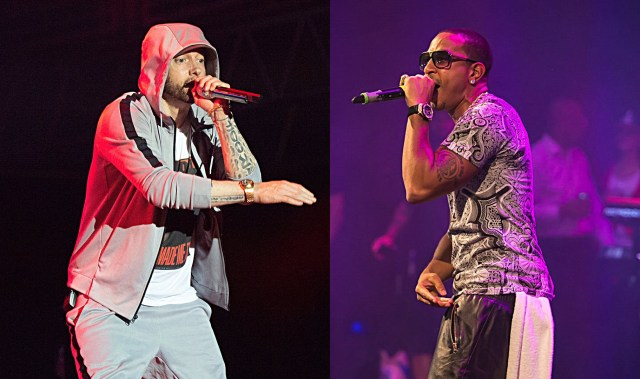 WATCH: Ludacris says Eminem is his dream collaboration