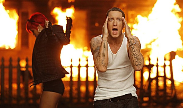 "Eminem's ""Love The Way You Lie"" hits 2 Billion views on YouTube"