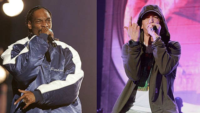 WATCH: Snoop Dogg says Eminem isn't in his Top 10 rappers