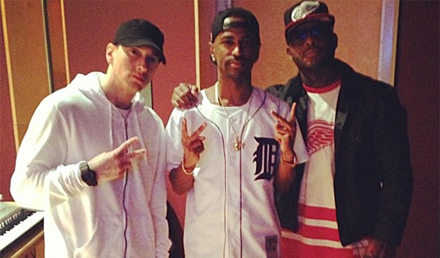 "BREAKING: Big Sean's new album ""Detroit 2″ features Eminem & Royce 5'9"""