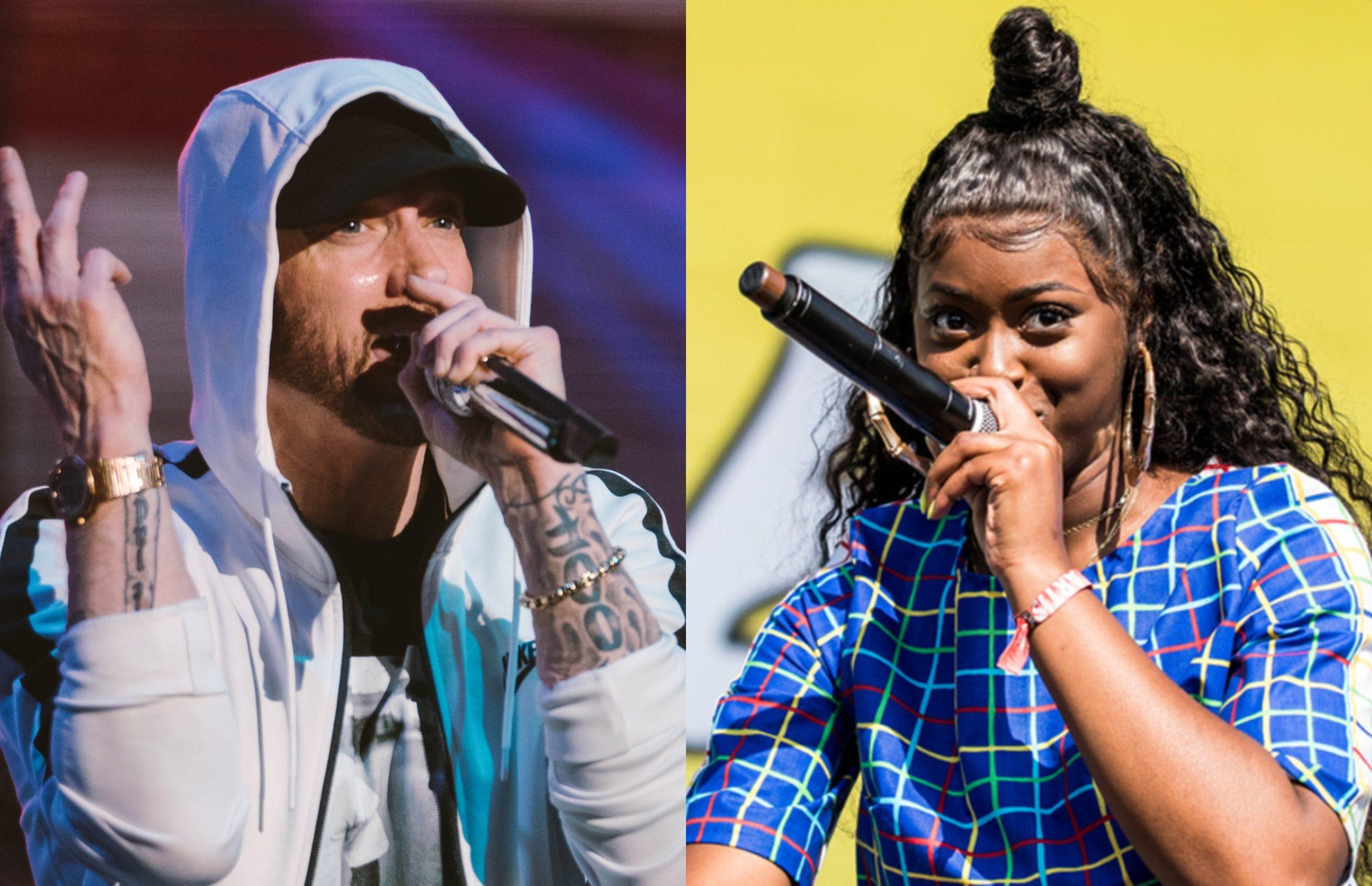 Tierra-Whack-Eminem