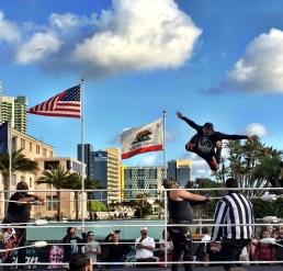 San Diego Taco Fest Lucha Libre Wrestling