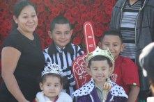 Miracle-Gro at the Rose Parade