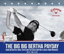 The Big Big Bertha Payday