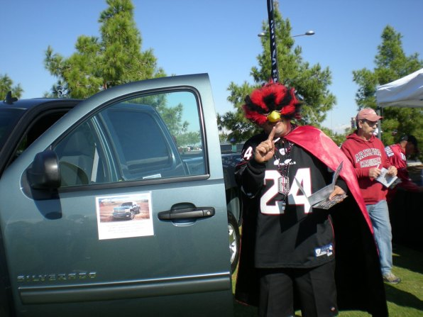 Chevy and Arizona Cardinals