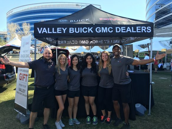 Buick GMC Product Specialists - Event Staffing