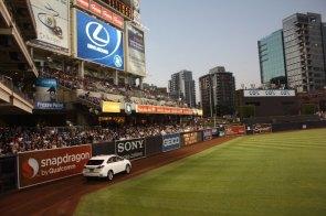 Lexus at San Diego Padres
