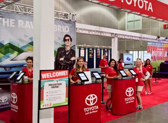 Toyota Brand Ambassadors