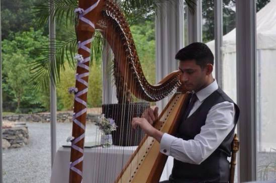 Paul Crichton-Rankin - Harp
