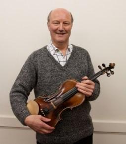 chris johnson violin
