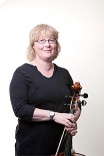 Christine Simpson - Cello
