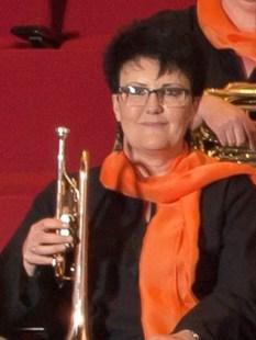 Elaine Johnson - Trumpet