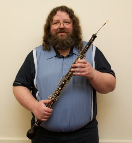 Nick Anderton - Oboe