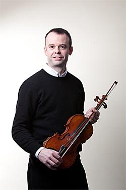 Richard Larsen-Pass - Violin