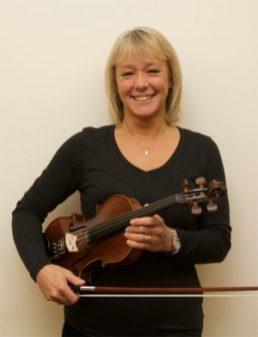 sarah dempsey violin