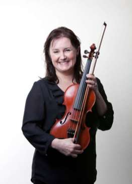 Sarah Moult - Violin
