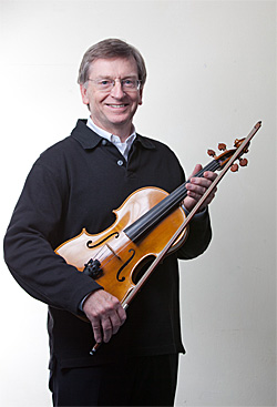 Stuart Baker - Viola and Chairman