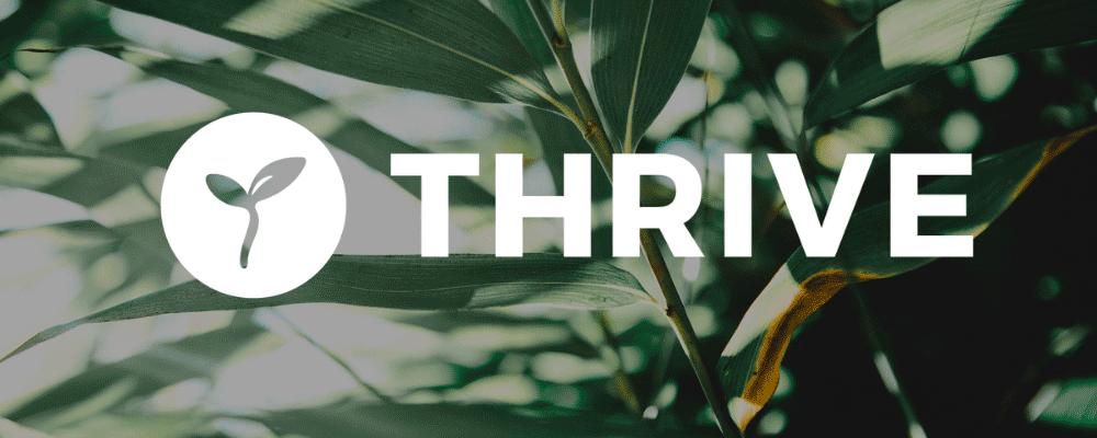 Thrive logo image
