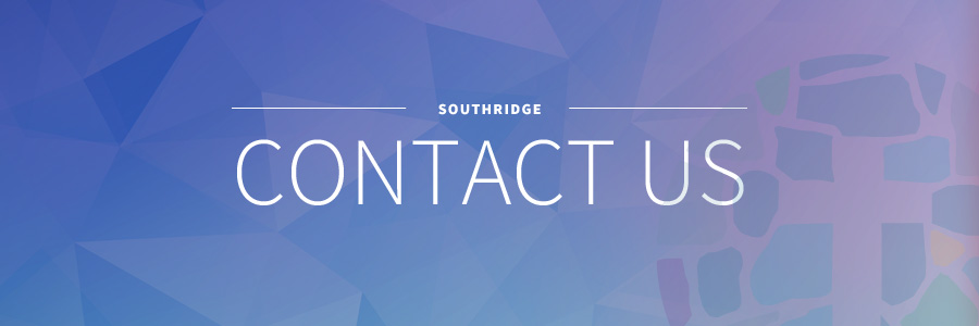 Contact SouthRidge Church in Langley