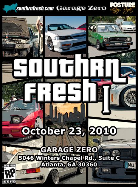 Southrnfresh 1 Meet/Garage Zero Mountain Run Atlanta,GA