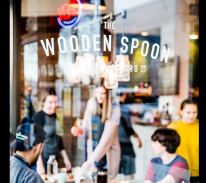 Best breakfast in south surrey white rock includes the Wooden Spoon